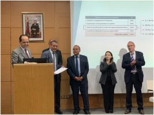 Participation de l'INCVT au séminaire organisé sous le thème «donneurs d'ordres, sous-traitants… ensemble pour une gestion responsable et durable des risques».