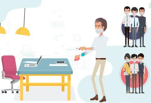 سلسلة شرح بروتوكول تدبير خطر العدوى بفيروس كورونا المستجد في أماكن العمل- الحلقة الثانية